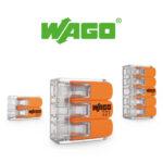 Wago Conector de Emenda Linha 221